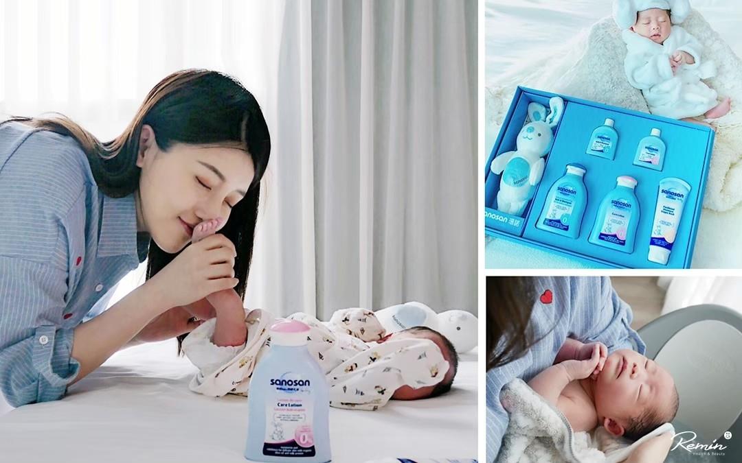 用仿母乳般的高規格來保護孩子柔嫩肌膚-德國珊諾baby清潔保養品